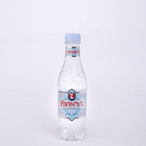 Բյուրեղ աղբյուրի ջուր 0,33լ