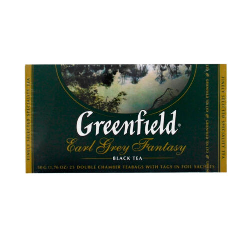 Թեյ «Greenfield Earl Grey Fantasy»