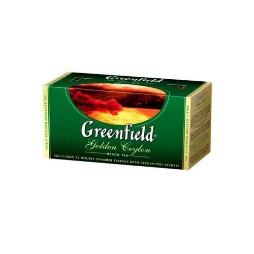Թեյ «Greenfield Golden Ceylon»