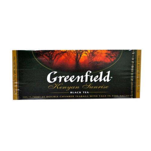 Թեյ «Greenfield Kenyan Sunrise»