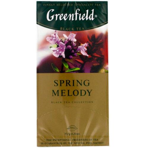 Թեյ «Greenfield Spring Melody» 251.5գ