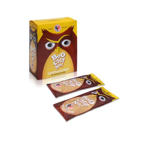 Boochino-Cappuccino chocolate