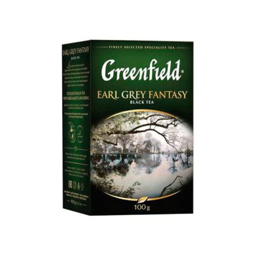 Greenfield Earl Grey Fantasy 100 g