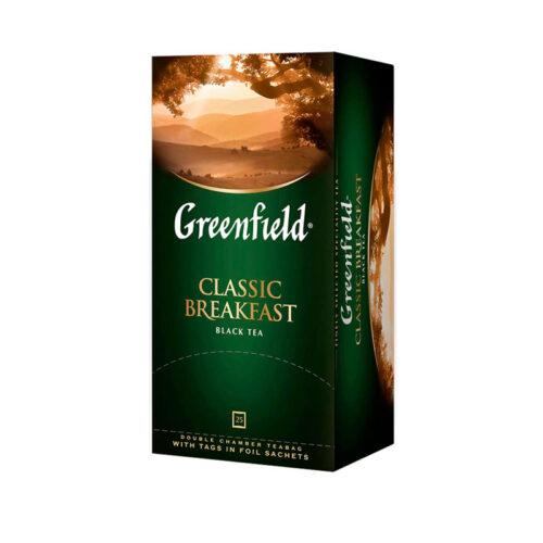 Greenfield classic breakfast 25 bag