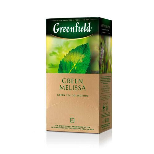 Greenfield green melissa 25 bag